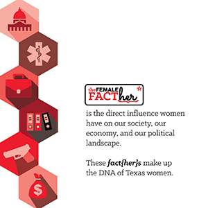 FemaleFactHer Female Fact[her] infographic